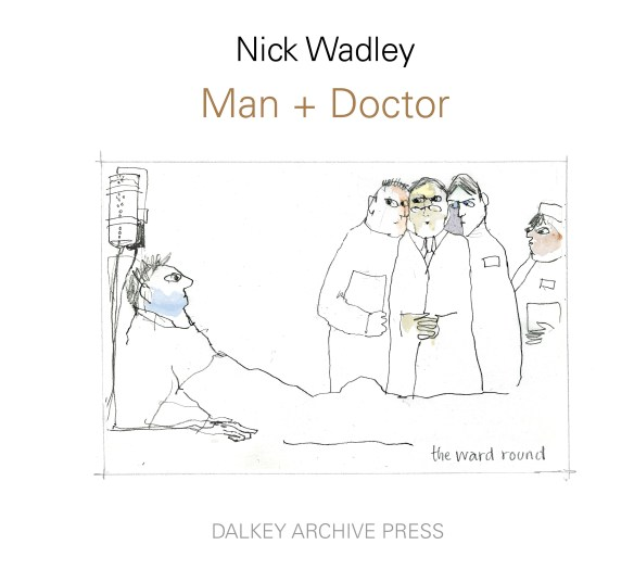 Man + Doctor book cover