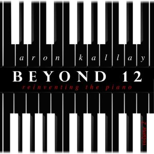 Aron Kallay Beyond 12 volume 2 cover