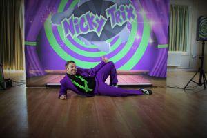 Essex Children's Entertainer Nicky Trix