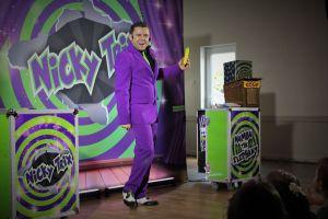 Children's Magic Show Essex - Nicky Trix