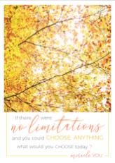 Poster 3 - No limitations