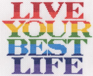 Live your best life for upload