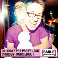 Pre Party Jamz Volume 121: Chrissy Murderbot