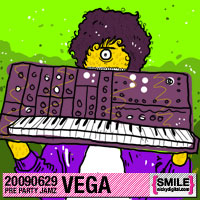 Pre Party Jamz Volume 50: VEGA