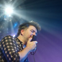 LCD Soundsystem @ Philadelphia Naval Yard on September 25, 2