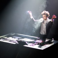 Gesaffelstein LIVE US Debut at Webster Hall on December 4, 2013!