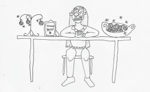 Craft Fair doodle