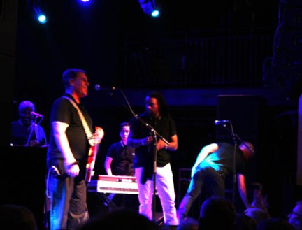 The English Beat at the Sinclair four