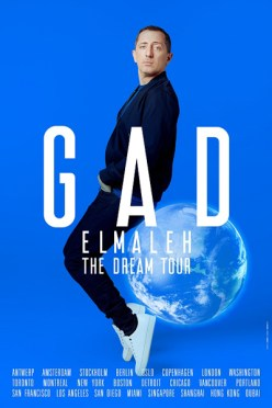 Gad Elmaleh The Dream Tour