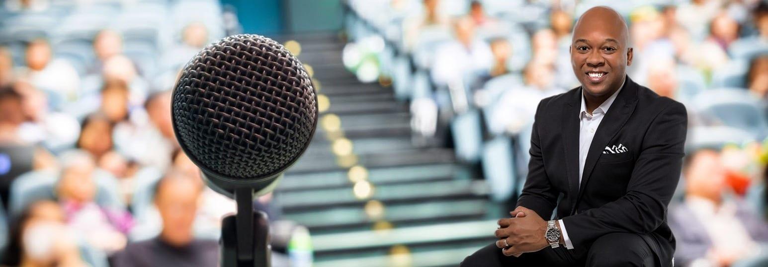 Nick Zizi Youth Motivational Speaker