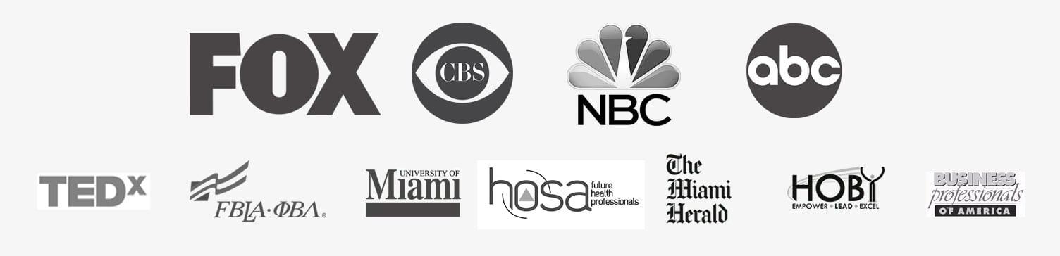 Nick Zizi Featured in Logos