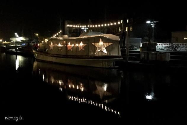 Das Restaurantschiff