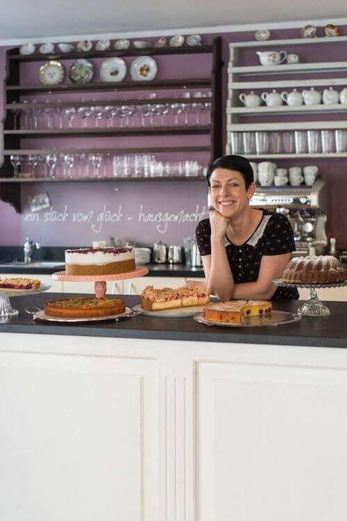 Ravensburg, 08.08.2015 Café Glücklich Stefanie Leiter ©Ulrike Schacht