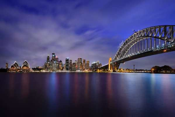 Sydney Skyline - Photo by Nico Babot