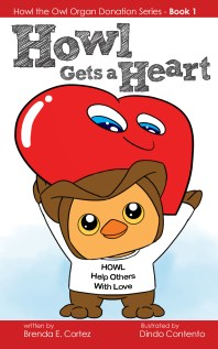 Howl Gets a Heart Front Cover FIXED FOR PRINT with ISBN 10 2 17