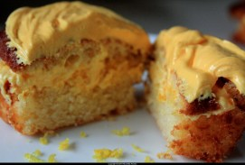 Lemon cakes from The Great Gatsby