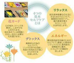 「お花カード&リンパトリートメント」花心12月7日(水)・21日(水)3