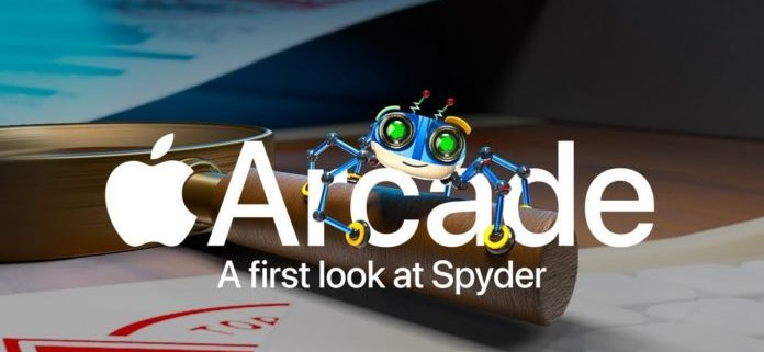 Spyder Apple Arcade