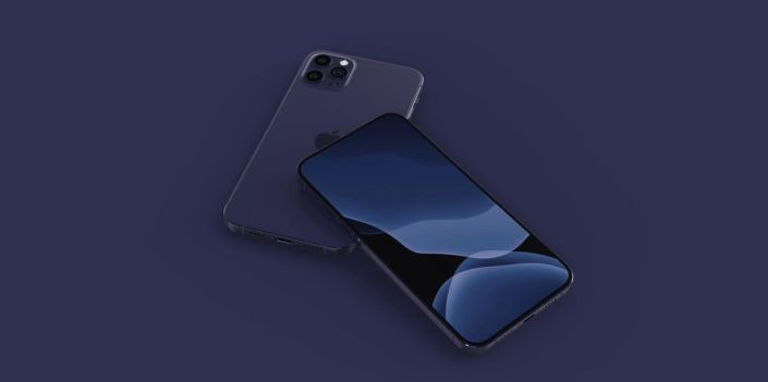 iPhone 12 Pro Colore Navy Blue