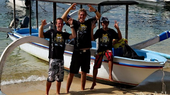 Diving safari in Bali with Nico Dives Cool -day 1, happy and convinced