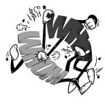 Mercury Spot Illustration- Bad Grammar