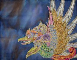 Garuda Profile Right