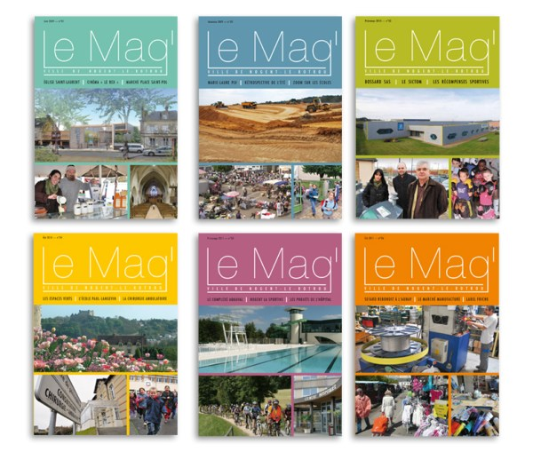 Le magazine de la ville de Nogent-le-Rotrou