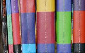 Image: Harry Potter Books