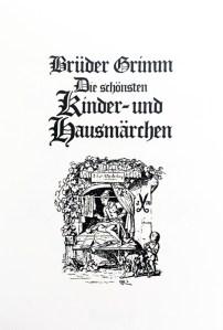 Image: Brüder Grimm Kinder- und Hausmärchen