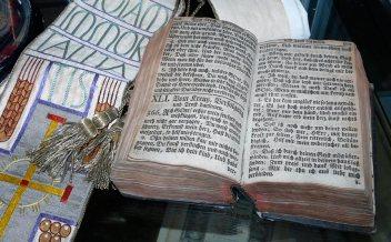 Image: German Prayerbook Printed in 1776