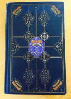 Image: Harvard Classics Book Cover, 1910