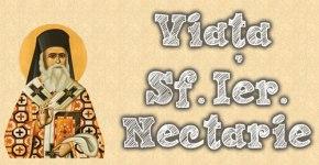 Viata Sf. Ier. Nectarie