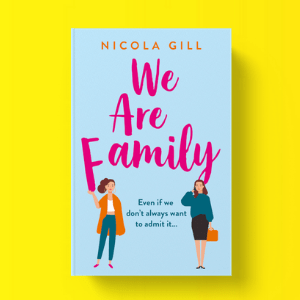 We Are Family by Nicola Gill