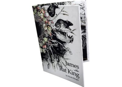 James the Rat King Artists Book