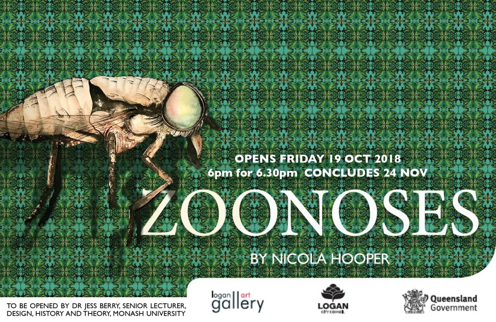 ZOONOSES SOLO EXHIBITION AT LOGAN ART GALLERY