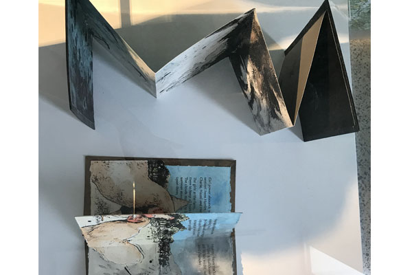 FLYING ARTS Featured Artists at the Judy: WINTER