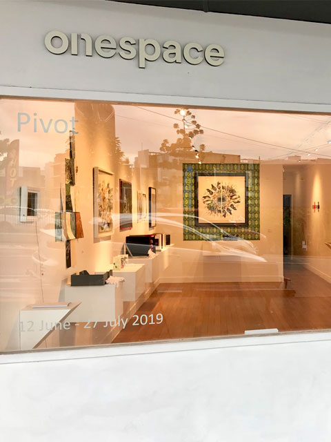 Pivot at Onespace Gallery