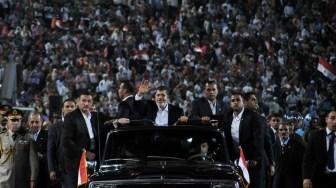 Morsi inaguration