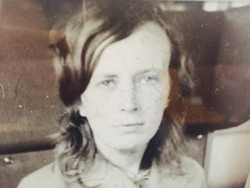 Anne Adam ( My mum)