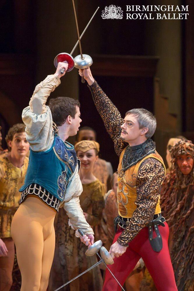 Swordplay, Romeo and Juliet