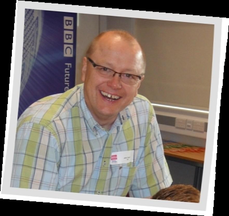 BBC Radio Lancashire's managing editor John Clayton