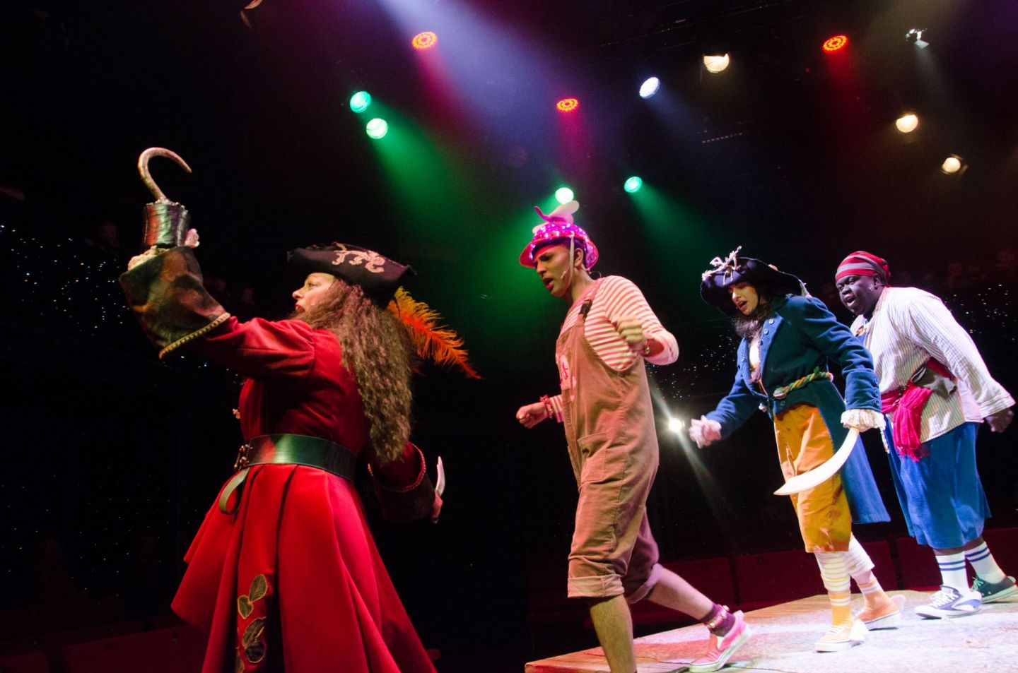 Peter Pan at The Dukes theatre, Lancaster