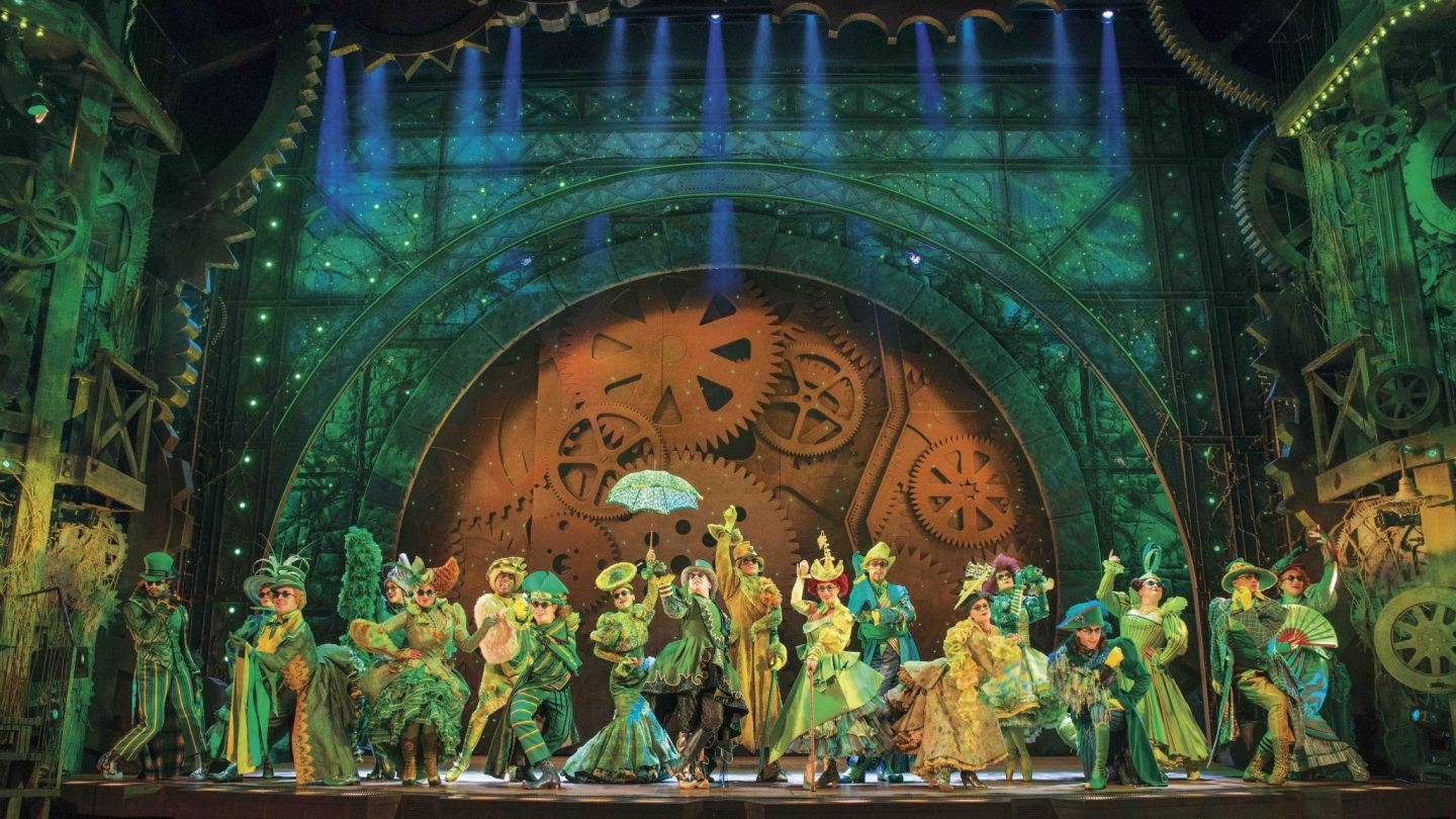 Wicked - The Emerald City
