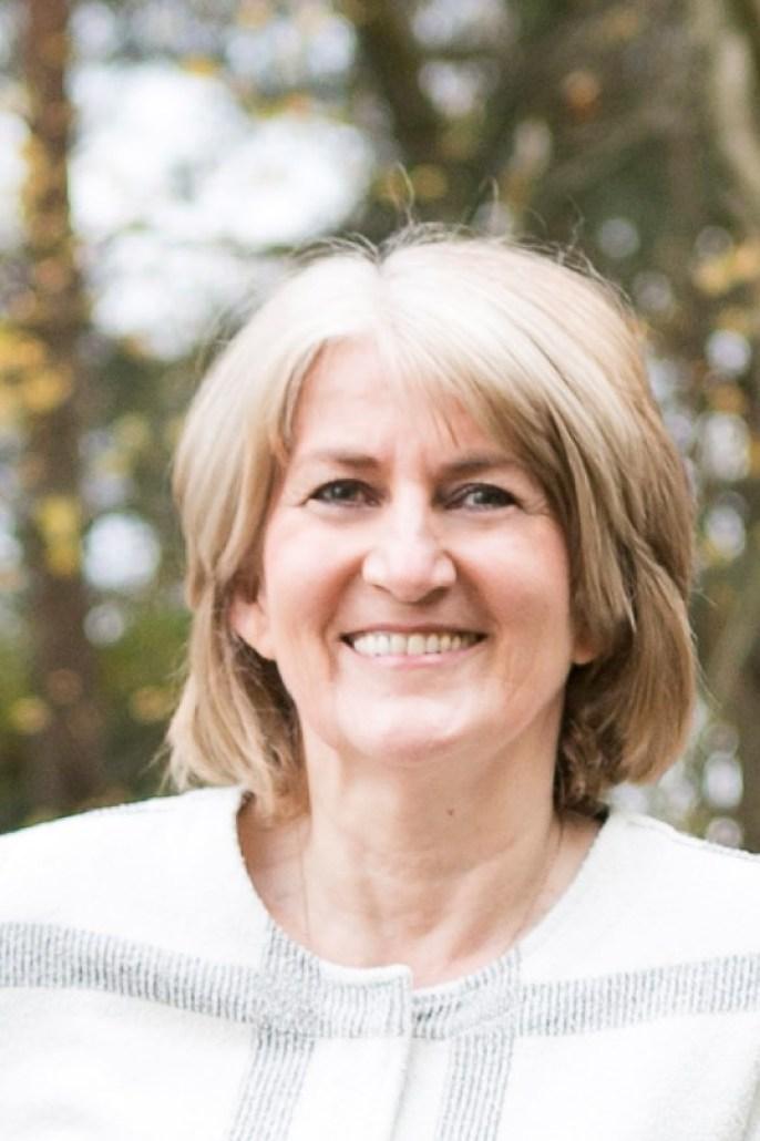 Tracy Baines, author