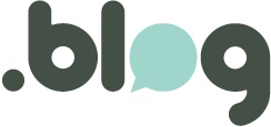 .blog domains logo