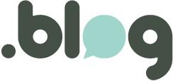 .blog domains logo