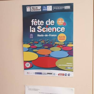 Fête de la Science 2017