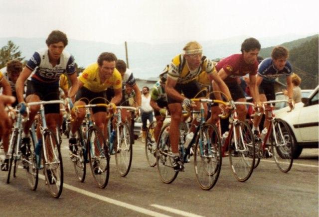ciclista profesional