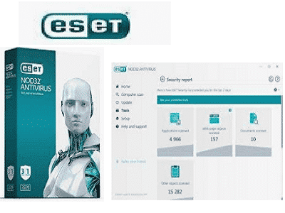 Téléchargez ESET NOD32 Antivirus