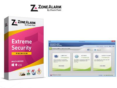 Téléchargez ZoneAlarm Extreme Security